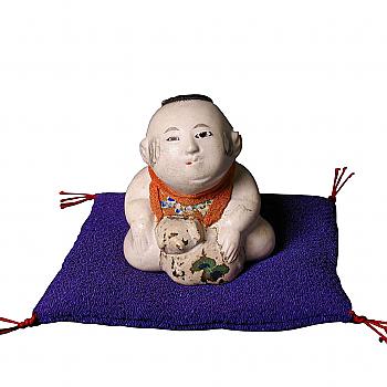 NG84008: Small Kofuku Inubako Gosho Ningyo