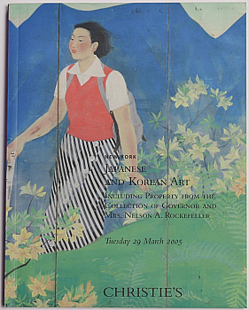 CNY20050329: Bookshop: [2005] Christie's New York Japanese and Korean Art