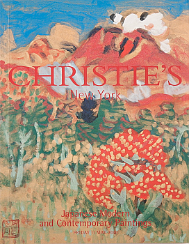 CNY20010511: Bookshop: [2001] Christie's New York Japanese Modern and Contemporary Paintings