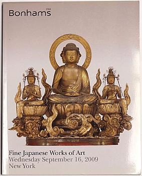 BNY20090917: Bookshop: [2009] Fine Japanese Works of Art