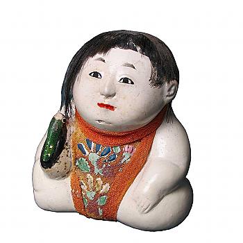 NG84009: Small Kofuku Longevity Gosho Ningyo