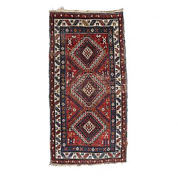 RD0001: Caucasian Kazak Rug
