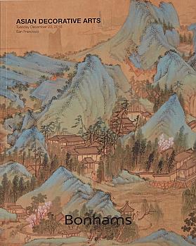 BSF20161220: Bookshop: [2016] Bonhams San Francisco Asian Decorative Arts