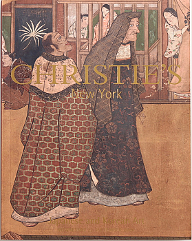 CNY20040922: Bookshop: [2004] Christie's New York Japanese and Korean Art