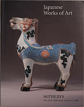 SNY19980327: Bookshop: [1998] Sotheby's Japanese Works of Art