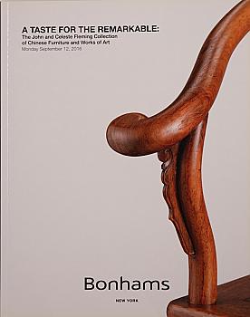 BNY20160911: Bookshop: [2016] Bonhams New York A Taste for the Remarkable
