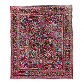 RD0073: Large Kerman Carpet