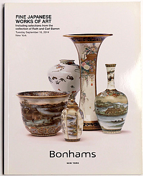 BNY20140916: Bookshop: [2014] Fine Japanese Works of Art