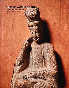 BNY20180319: Bookshop: [2018] Bonhams New York Chinese Works of Art and Paintings
