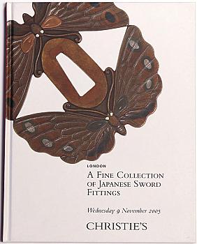 CL20051109: Bookshop: [2005] Christie's London Japanese Sword Fittings