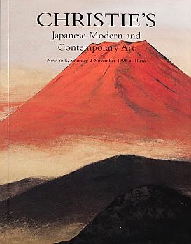 CNY19961102: Bookshop: [1996] Christie's New York Japanese Modern and Contemporary Art