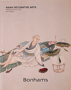 BSF20150624: Bookshop: [2015] Bonhams San Francisco Asian Decorative Arts