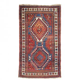RD0059: Caucasian Kazak Rug